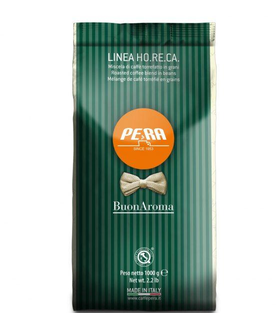 """Кофе в зернах Pera BUON AROMA, пакет 1000г в интернет-магазине """"Золотая чашка"""""""
