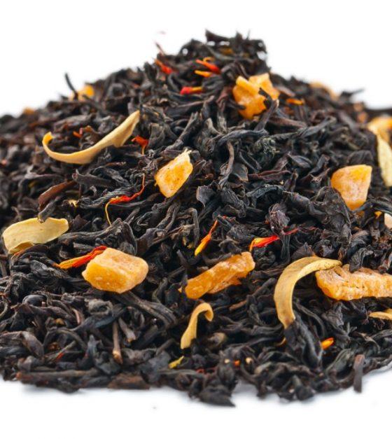"""Gutenberg Чай черный """"Айва и персик"""" 500гр"""