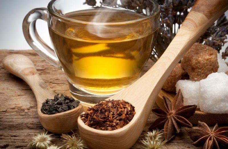Рецепты с использованием чая. Голландский «Апис-стер тэ»(Анисовый чай)