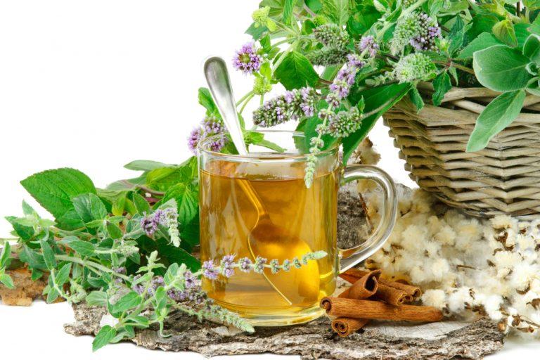 Рецепты с использованием чая. «Бальзам»