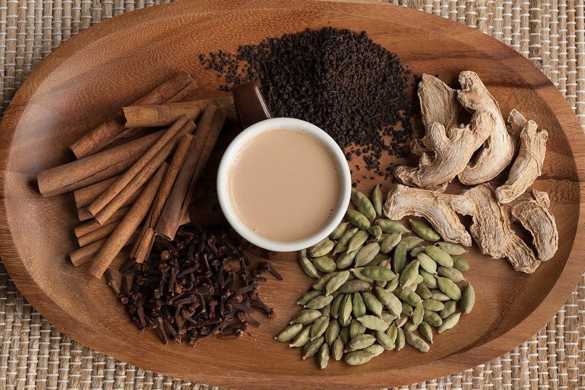 Рецепты с использованием чая. Горячий индийский чай с пряностями «Масали уали чай»