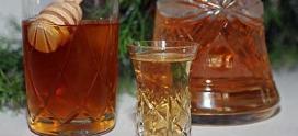 Рецепты с использованием чая. Пасечный чай по-грузински.