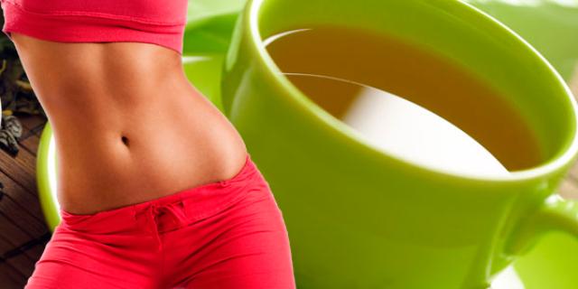 Чай для лучшего пищеварения.